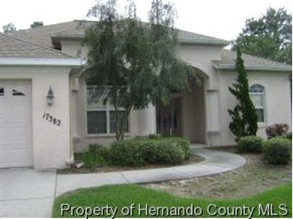 17382 ROMERO PL  Brooksville, FL 34614 MLS# 2152895