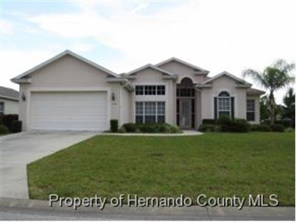 8761 MISSISSIPPI RUN  Brooksville, FL MLS# 2153164