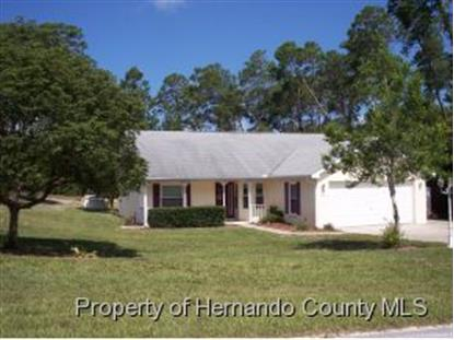 7021 OREGON CHICKADEE RD  Weeki Wachee, FL MLS# 2153183