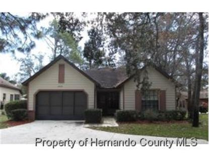 2605 SAW GRASS CIR  Spring Hill, FL MLS# 2153198