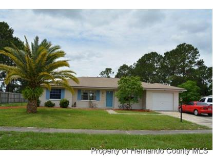 9333 SESAME CT  Spring Hill, FL MLS# 2153337