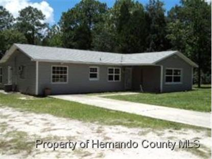 7299 WINTER ST  Brooksville, FL MLS# 2153479