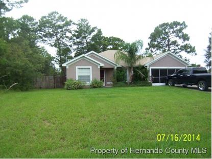 3395 HARTLEY RD  Spring Hill, FL MLS# 2153889