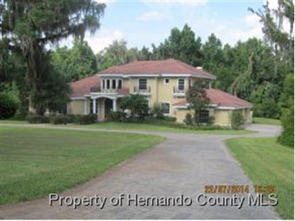 7136 EMERSON RD  Brooksville, FL MLS# 2154037