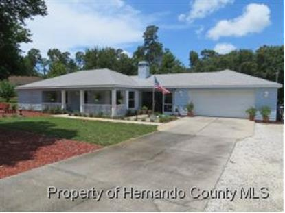 7095 BLACKBIRD AVE  Brooksville, FL MLS# 2154164