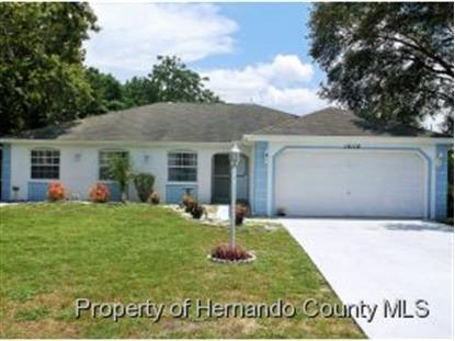 10116 HAYWARD RD  Spring Hill, FL MLS# 2154177