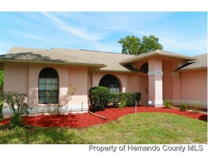 8221 PAGODA DR  Spring Hill, FL MLS# 2154398