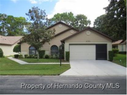 6705 OAK CLUSTER CIR  Spring Hill, FL MLS# 2154403