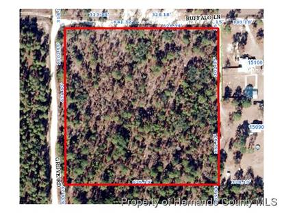 0 GROVE RD  Brooksville, FL MLS# 2155395