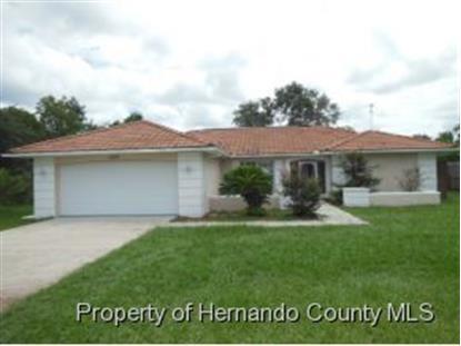 11210 SEDGEFIELD AVE  Spring Hill, FL MLS# 2155451