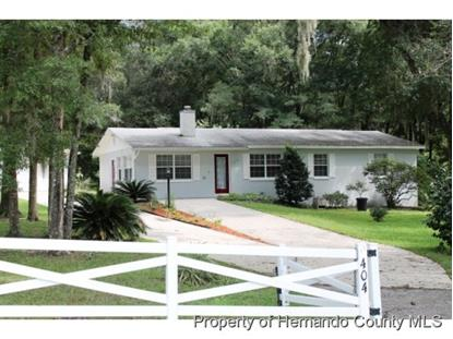 9404 WEATHERLY RD  Brooksville, FL MLS# 2155515