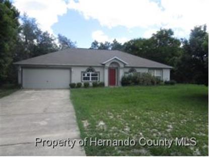 370 COBBLESTONE DR  Spring Hill, FL MLS# 2155544