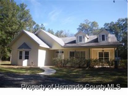 12134 BENSHOFF AVE  Brooksville, FL MLS# 2155724