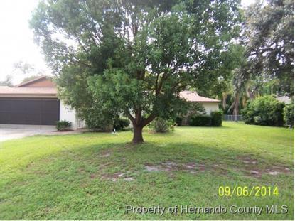 2407 COVINGTON AVE  Spring Hill, FL MLS# 2155894