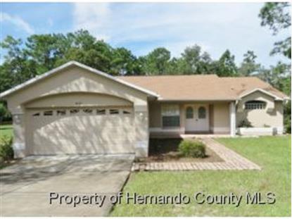 8121 NIGHTINGALE RD  Brooksville, FL MLS# 2156676