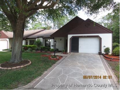 2172 TIMBER LODGE LN  Spring Hill, FL MLS# 2157380