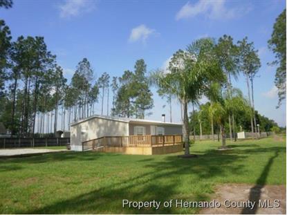 185 SPRING LAKE HWY  Brooksville, FL 34602 MLS# 2157782
