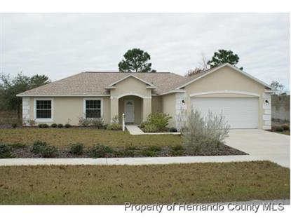 3615 CELEBRATION DR  Brooksville, FL MLS# 2158064