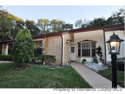 6376 PINESTAND CT  Spring Hill, FL MLS# 2158211