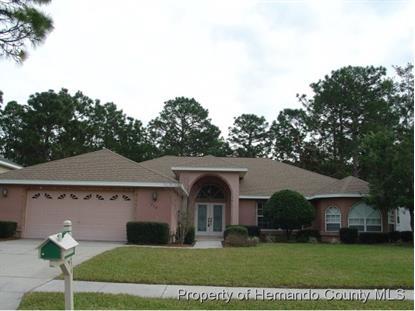 5254 LEGEND HILLS LN  Brooksville, FL 34609 MLS# 2158590