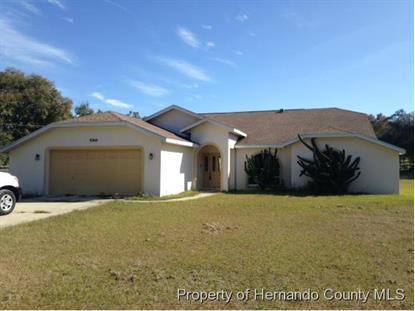 8260 LAIRD RD  Brooksville, FL 34601 MLS# 2158716