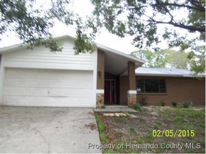 12075 CORINTHIAN ST  Spring Hill, FL MLS# 2158928
