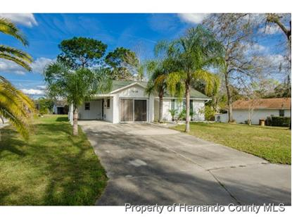 7420 GALLOWAY RD  Weeki Wachee, FL MLS# 2159160