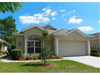 5604 LEGEND HILLS LN  Spring Hill, FL MLS# 2159969