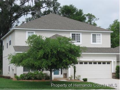4287 CASKIE PL  Brooksville, FL 34604 MLS# 2160641