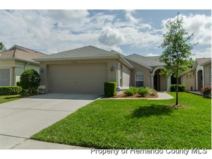 5580 LEGEND HILLS LN  Spring Hill, FL MLS# 2160650