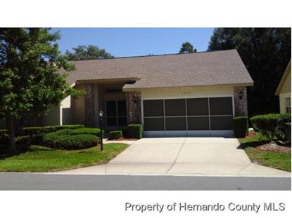 3024 WHISPERING PINES CT  Spring Hill, FL MLS# 2161267