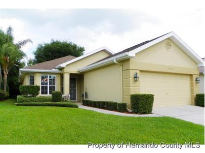 5472 Legend Hills Lane  Spring Hill, FL MLS# 2161567