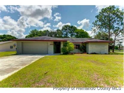 8978 BONNET WAY  Brooksville, FL MLS# 2161653