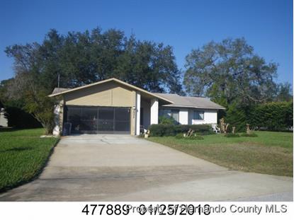 1379 ARBUCKLE RD  Spring Hill, FL MLS# 2163192