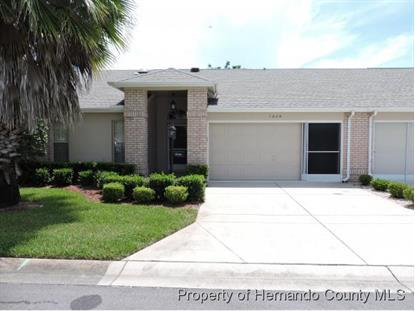 1424 PINEWOOD HILLS CT  Spring Hill, FL MLS# 2163386