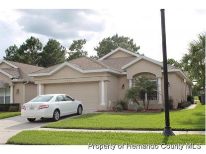 5423 LEGEND HILLS LANE  Spring Hill, FL MLS# 2163991