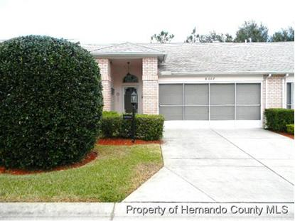 8007 WILLOW BROOK DR  Spring Hill, FL MLS# 2165612