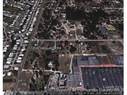 12522 JACQUELINE RD  Brooksville, FL MLS# 2166082