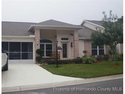 2424 HIDDEN TRAIL DR  Spring Hill, FL MLS# 2166265