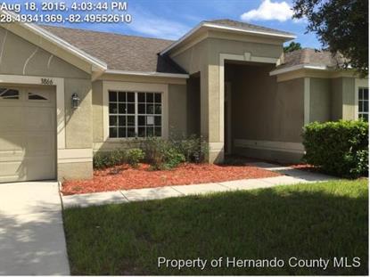 3866 BRAEMERE DR  Spring Hill, FL MLS# 2167497