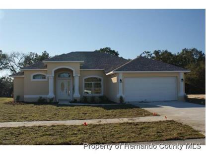 3661 CELEBRATION DR  Brooksville, FL MLS# 2168260