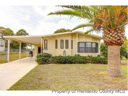 8389 WEATHERFORD AVE  Brooksville, FL MLS# 2169255