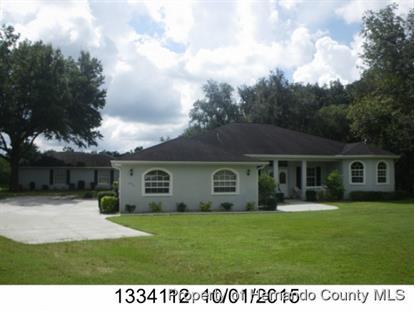 25776 POWELL RD  Brooksville, FL 34602 MLS# 2171323