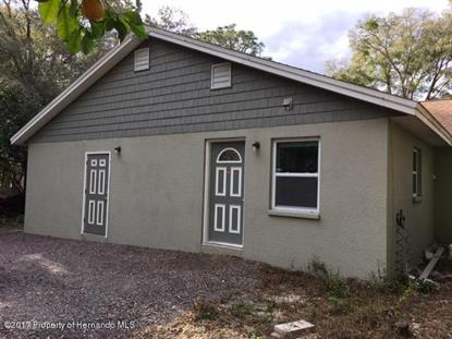 8200 Fort Dade Avenue Brooksville, FL 34601 MLS# 2180635