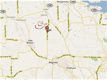 0 FM 1486  Magnolia, TX MLS# 40314157