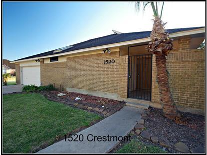 1520 Crestmont  Wharton, TX MLS# 42011296