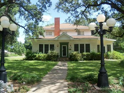 415 Avenue A  Wharton, TX MLS# 48470841