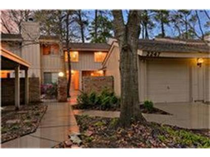 2247 West Settlers Way  The Woodlands, TX MLS# 5412891