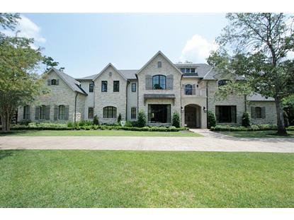 550 Flintdale Rd  Bunker Hill Village, TX MLS# 63423285