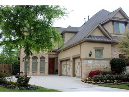 78 KNIGHTS CROSSING DR  The Woodlands, TX MLS# 83905100